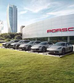 Porsche - Wszystkie modele