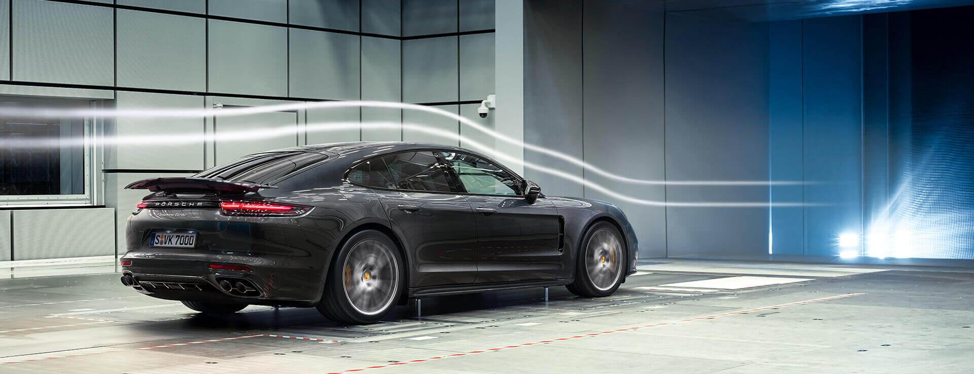 Porsche - Zaprojektowane i przetestowane w Weissach