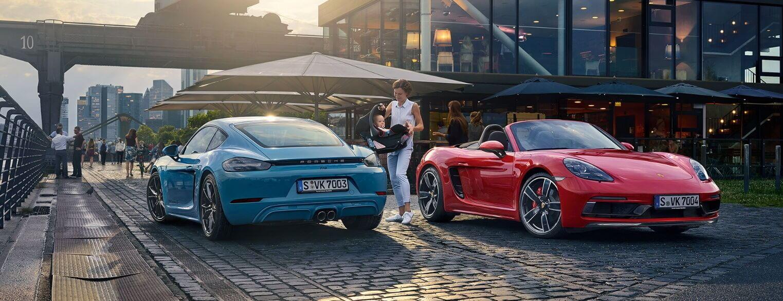 Porsche - Dopasowane do codziennych potrzeb