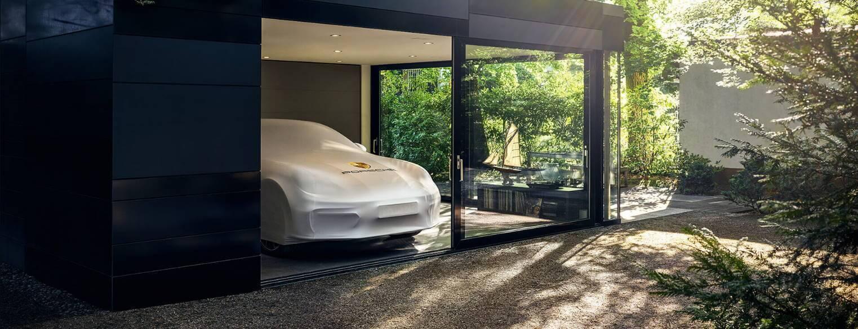 Porsche - Oryginalne akcesoria