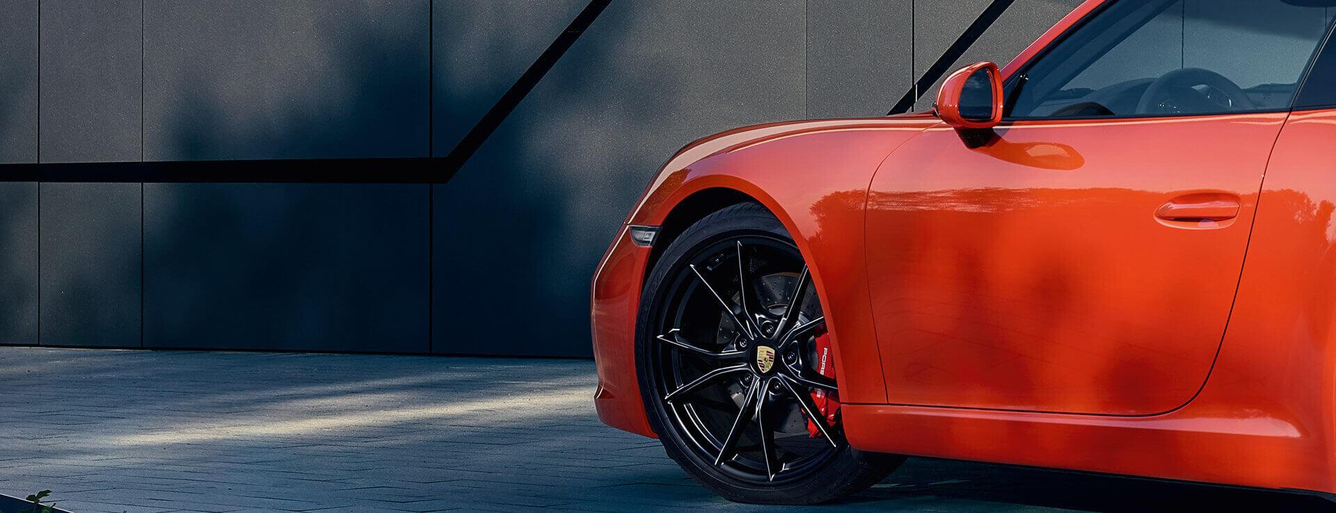 Porsche - Spersonalizowane doposażenie