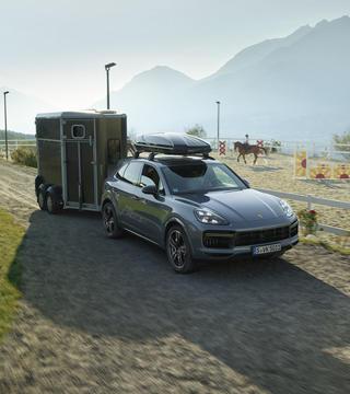 Porsche Tequipment special offers