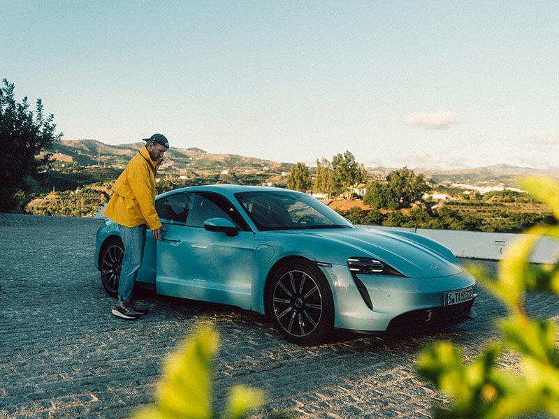 Porsche Porsche E-Performance - E-Performance Magazine.