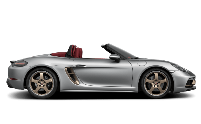 Modele 718 Boxster Nowy