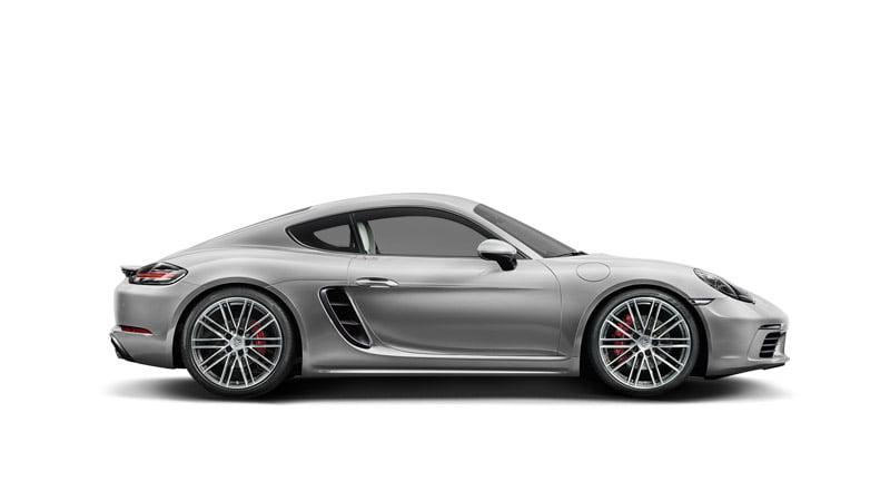 Porsche - 718