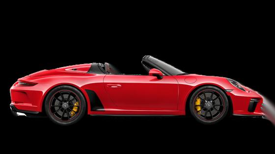 Modele 911 Speedster