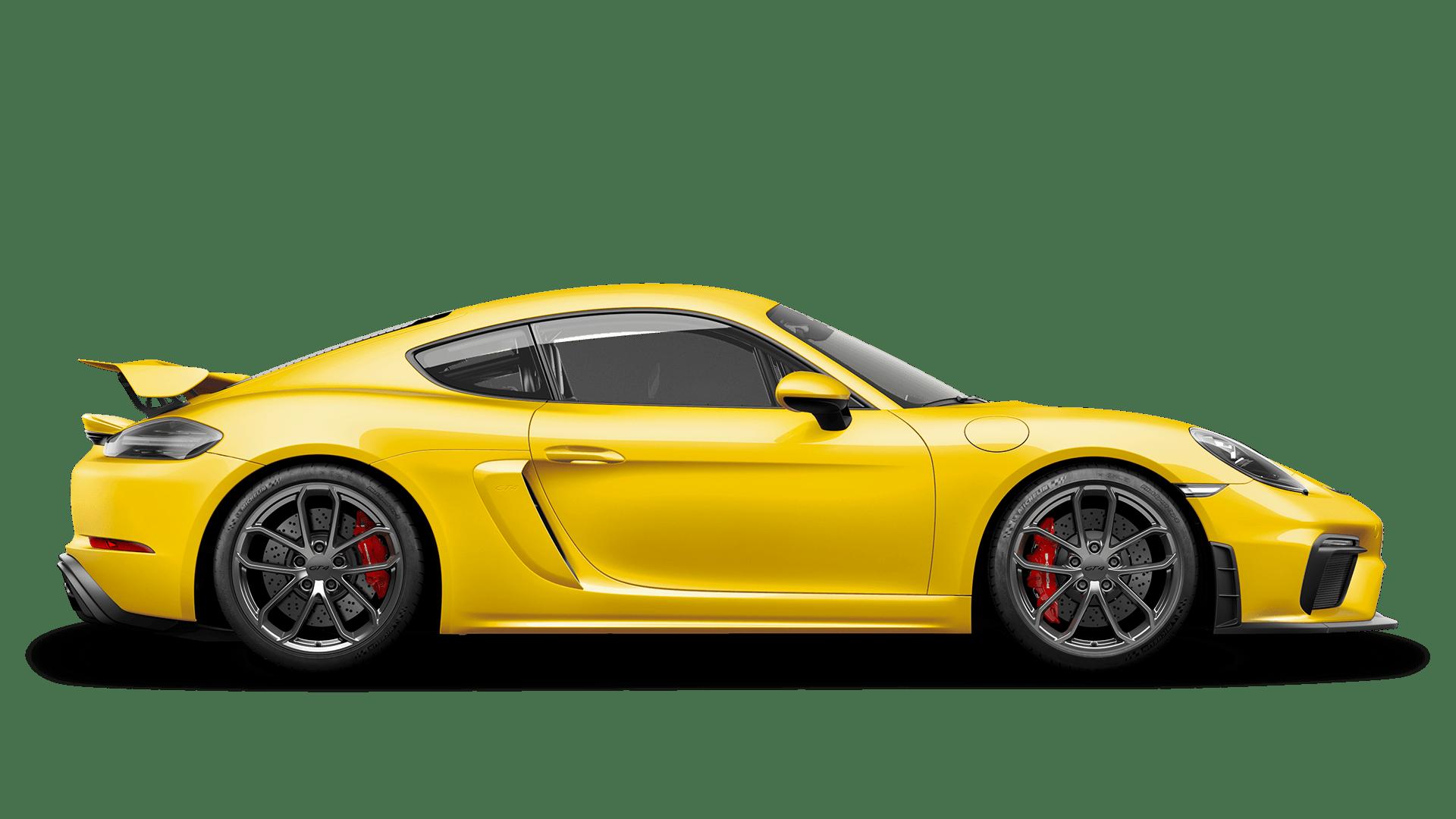 Modele 718 Cayman GT4